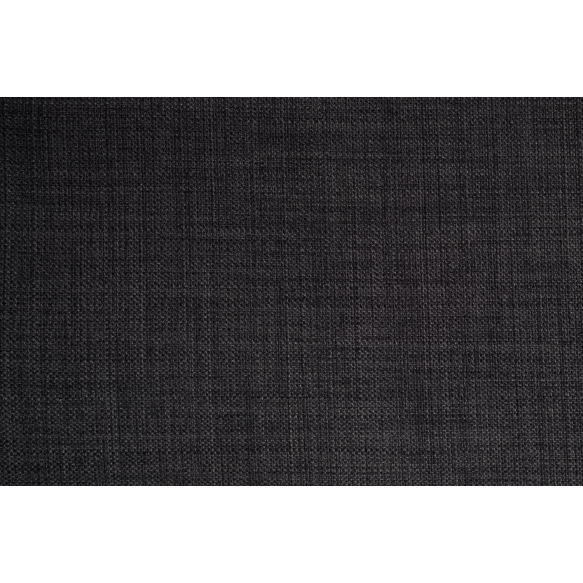 Armchair Flexback Black/Dark Grey