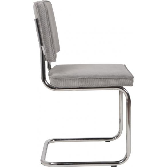 Chair Ridge Rib Cool Grey 32A