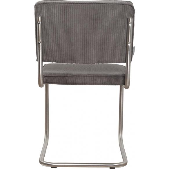Chair Ridge Brushed Rib Grey 6A