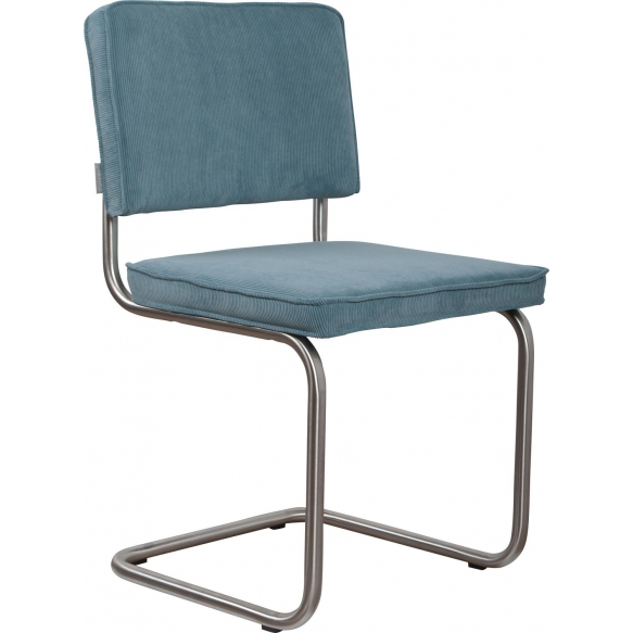 Chair Ridge Brushed Rib Blue 12A