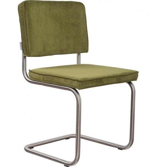 Chair Ridge Brushed Rib Green 25A
