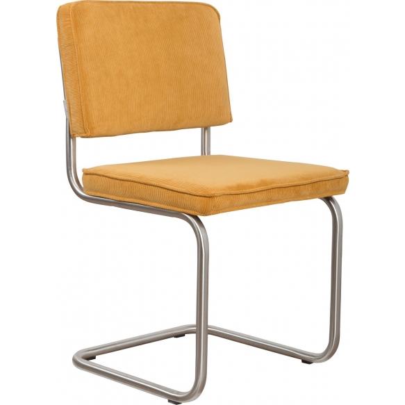 Chair Ridge Brushed Rib Yellow 24A