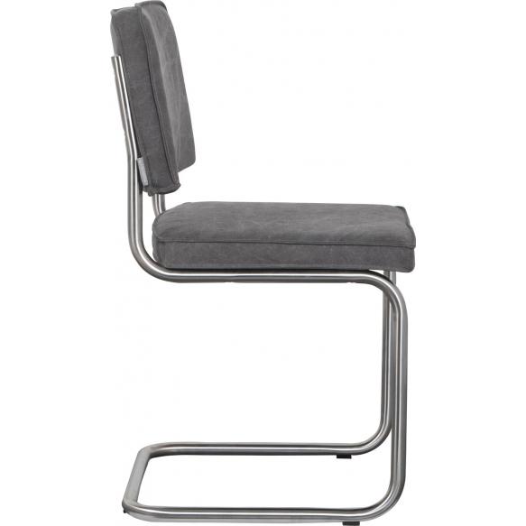 Chair Ridge Brushed Vintage Mediocre Grey