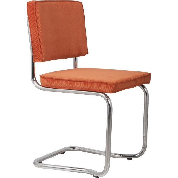 Chair Ridge Kink Rib Orange 19A