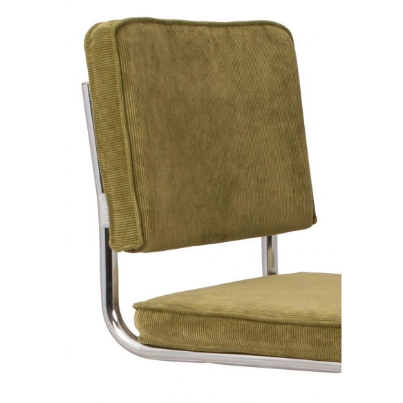 Chair Ridge Kink Rib Green 25A
