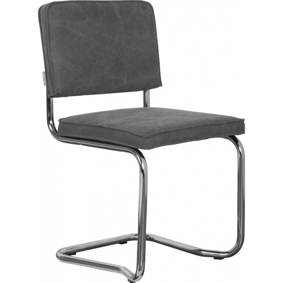 Chair Ridge Kink Vintage Mediocre Grey