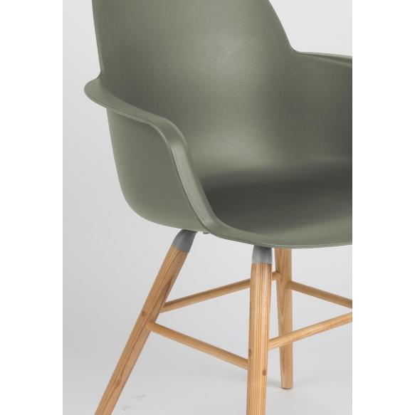 käetugedega tool Albert Kuip, roheline
