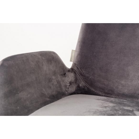 Armchair Brit Dark Grey
