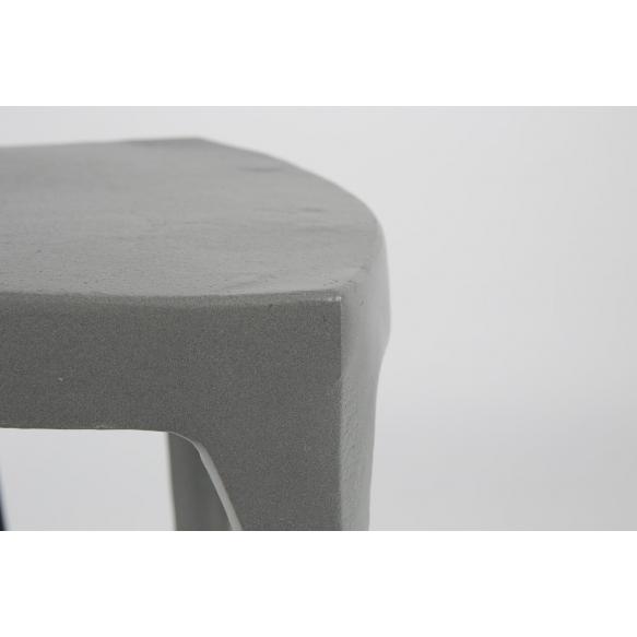 Side Table Tiga Set Of 2  S - diam 25, h 45 cm; L - diam 35 h 52.5 cm