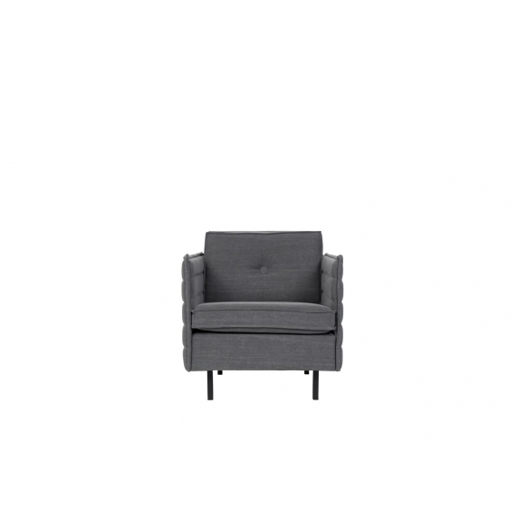 Sofa Jaey 1-Seater Stone Grey 67