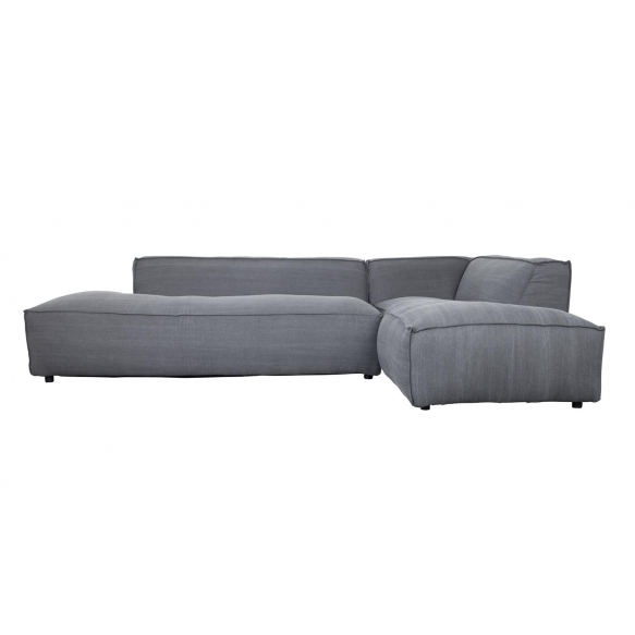Sofa Fat Freddy Right Stone Grey 67
