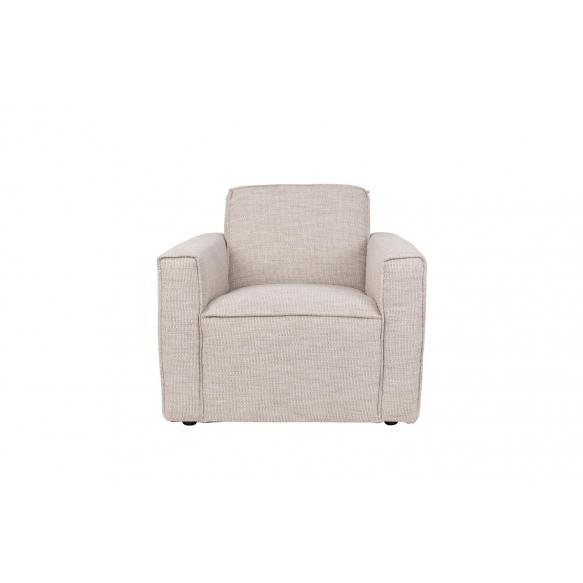 Sofa Bor 1-Seater Latte