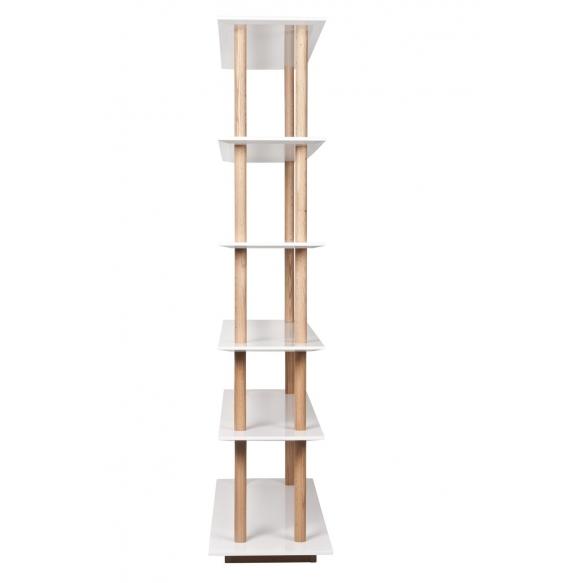 Bookshelf High On Wood