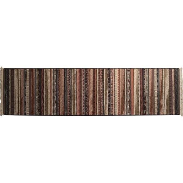 Carpet Nepal 67X245 Dark