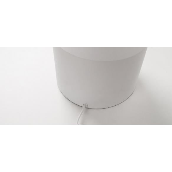 põrandalamp Torch, valge