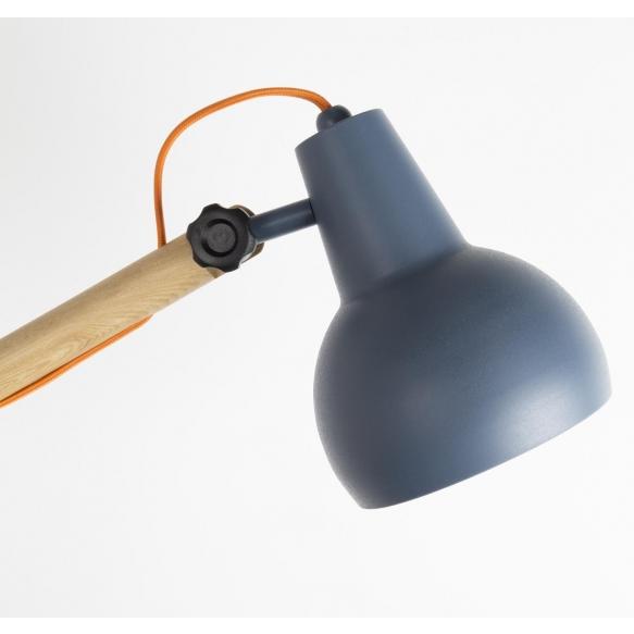 Desk Lamp Study Dark Grey