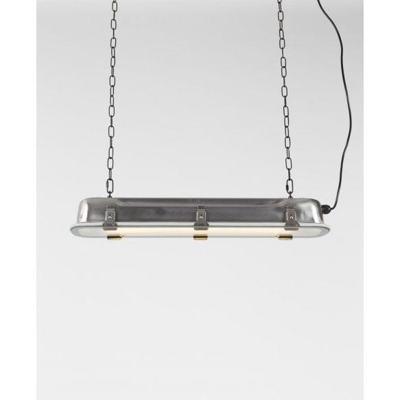 Pendant Lamp G.T.A. L Nickel