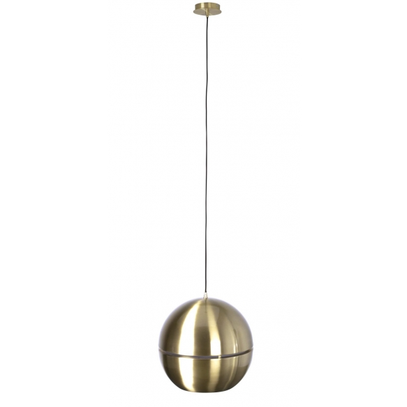 Pendant Lamp Retro '70 Gold R40