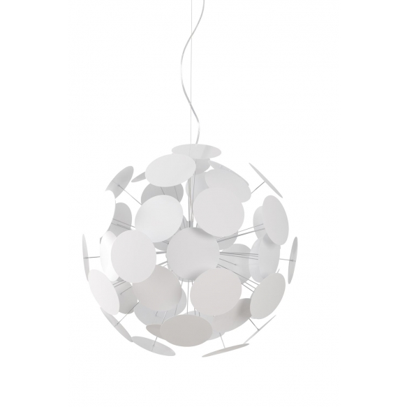 Pendant Lamp Plenty Work White