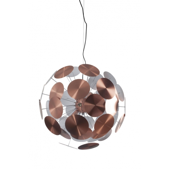 Pendant Lamp Plenty Work Copper