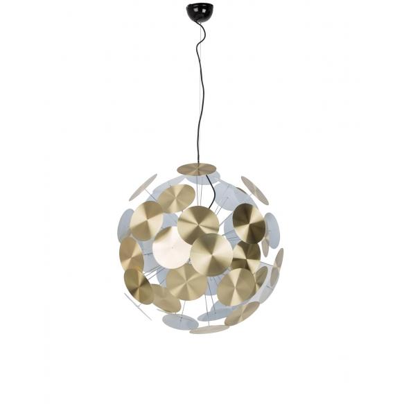 Pendant Lamp Plenty Work Brass