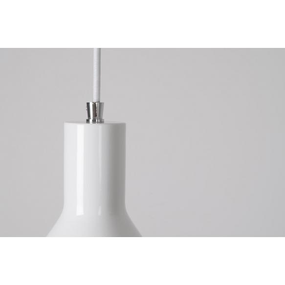 Pendant Lamp Mora S White
