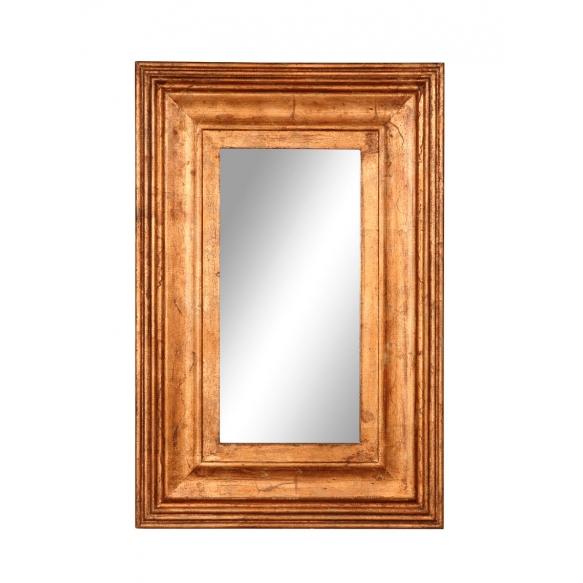 """36""""H MDF Framed Mirror, Handmade in India"""