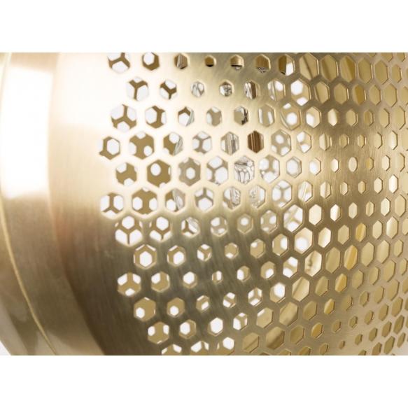 Pendant Lamp Gringo Flat Brass