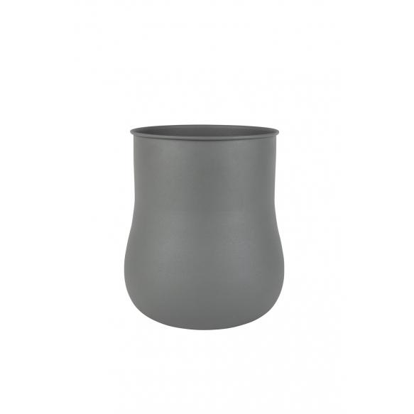 Vase Blob Xl Grey