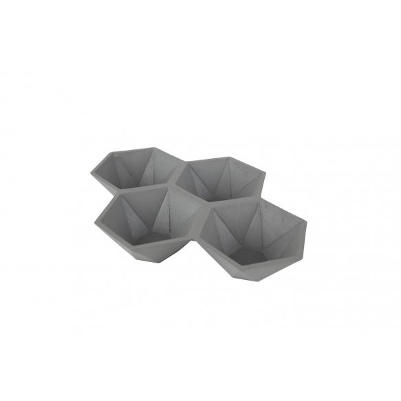 kandik Hexagon, hall
