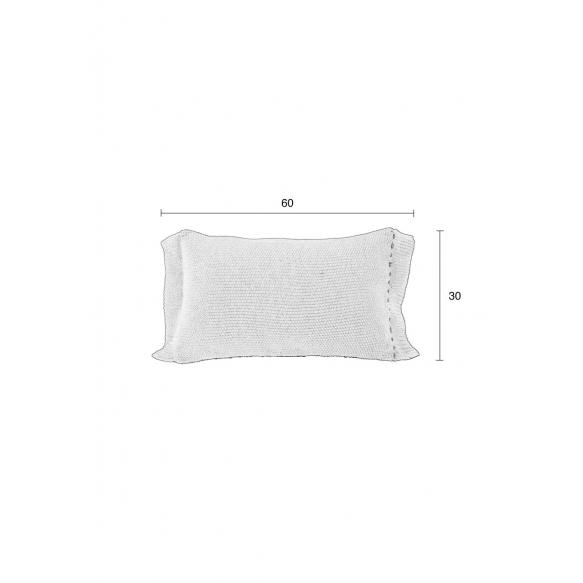 Pillow Aster Grey