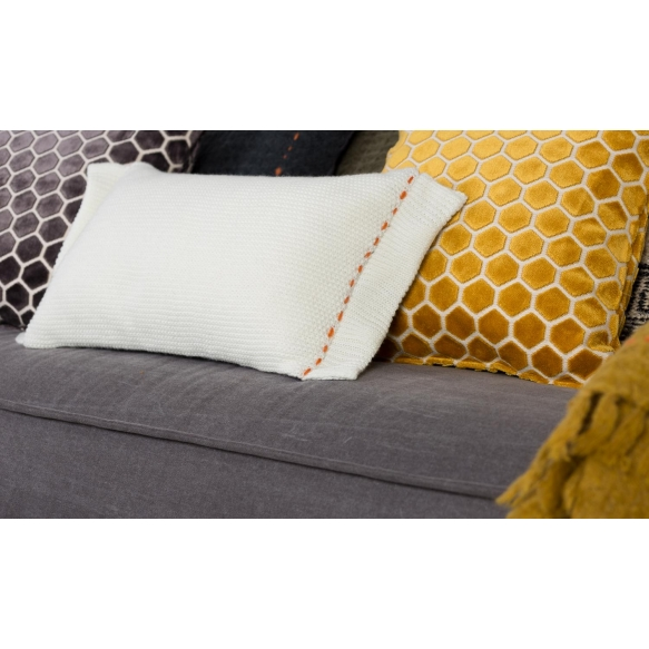Pillow Aster Ivory