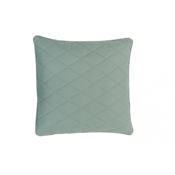Pillow Diamond Square Minty Green