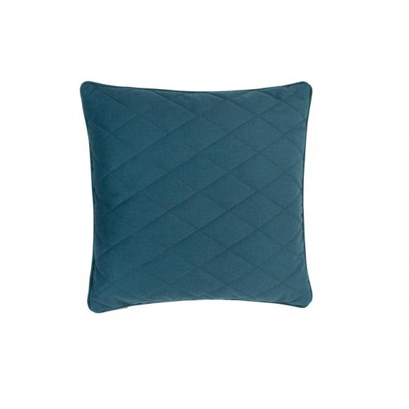 Pillow Diamond Square Emerald Green