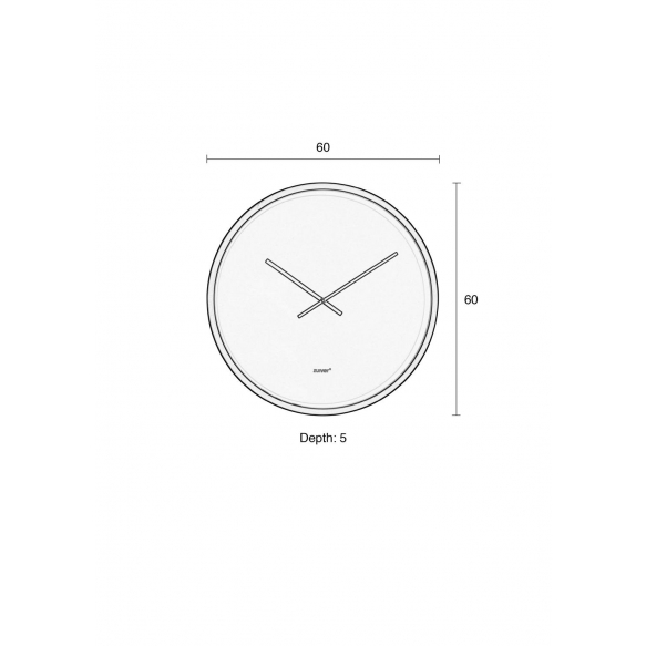 Clock Time Bandit Black/Copper