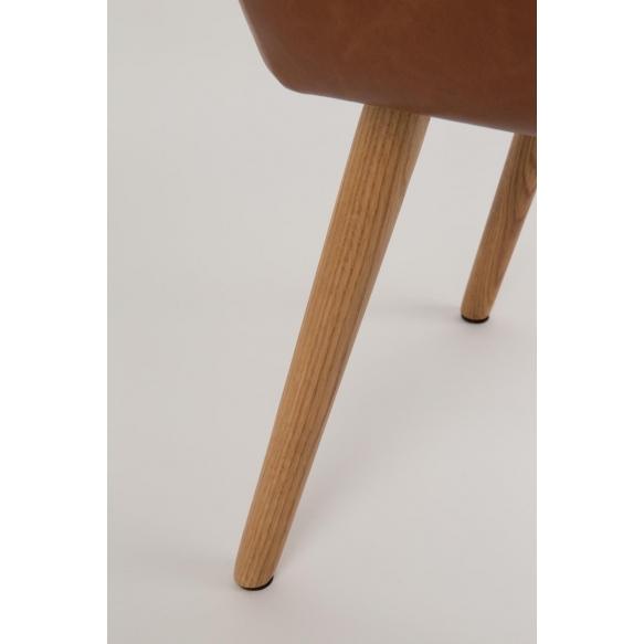 käetugedega tool Pike, konjak