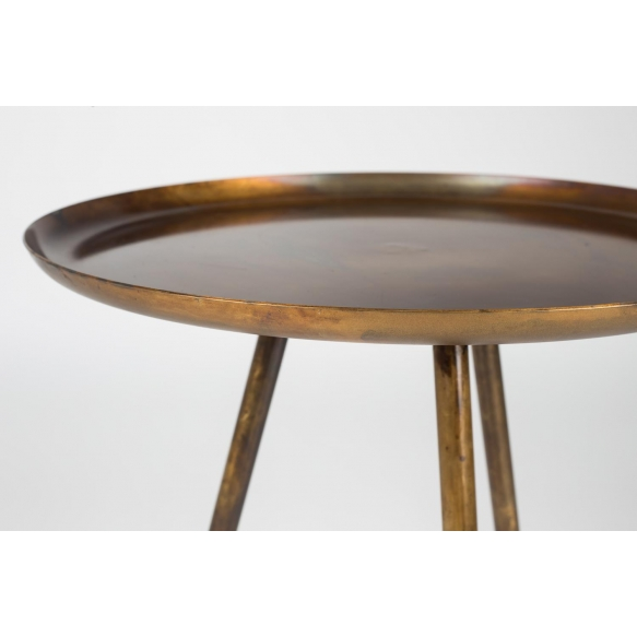 Side Table Frost Copper