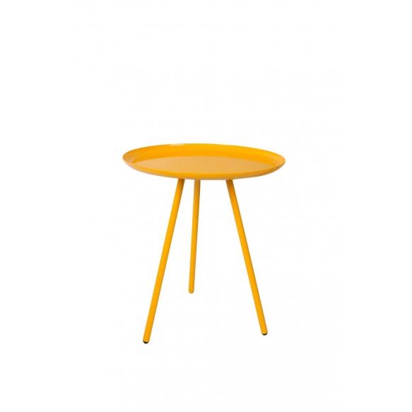Side Table Frost Tangerine