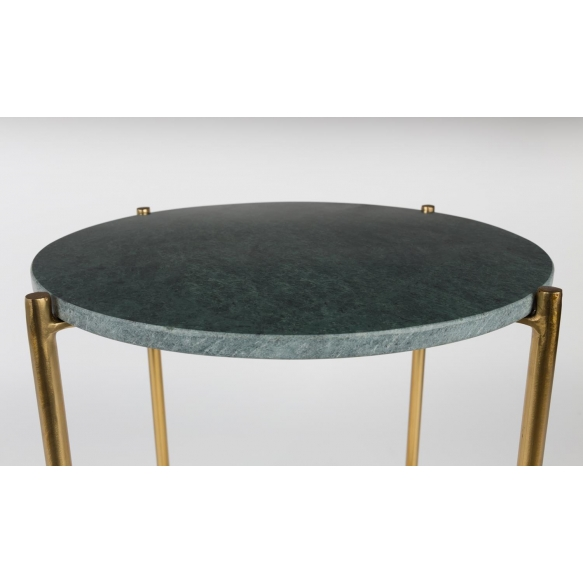 Side Table Timpa Marble Green