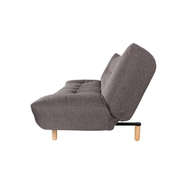 Sofa Bed Nyaman Dark Grey