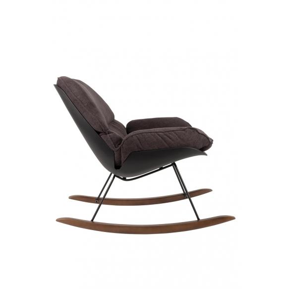 Lounge Chair Rocky Dark