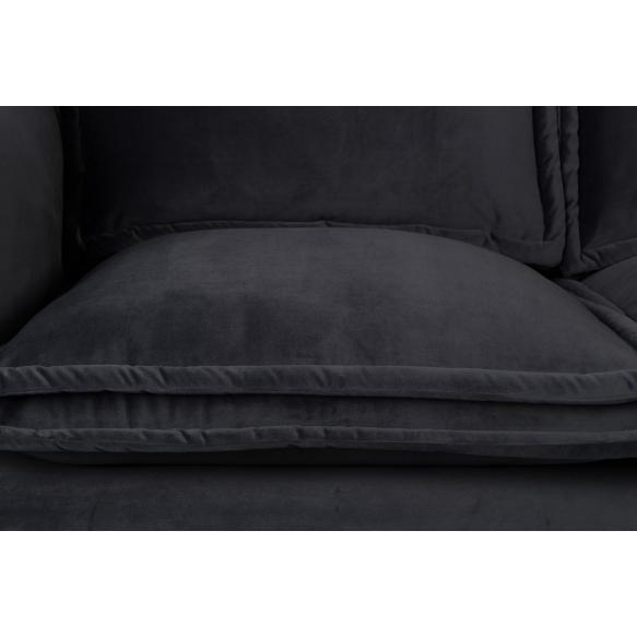 Sofa Berry Dark Grey
