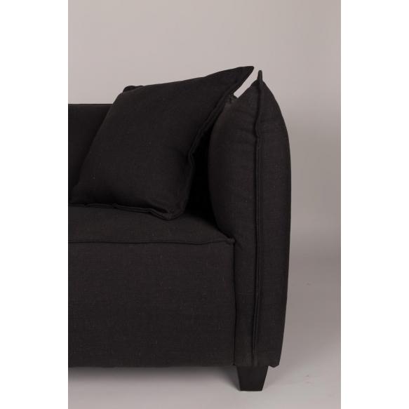 Sofa Josey Twill Anthracite