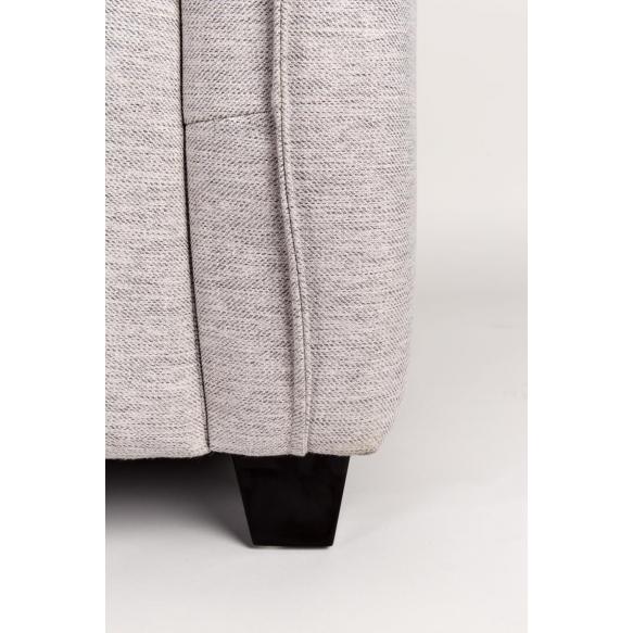 Sofa Josey Twill Grey