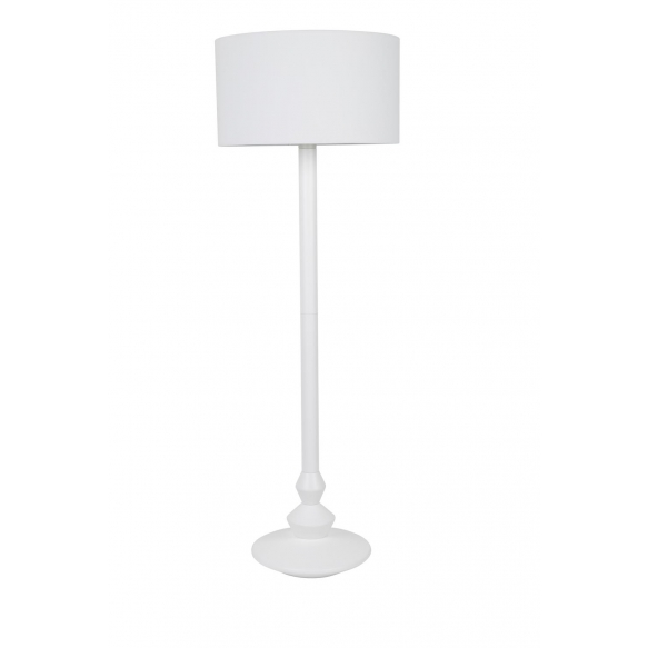 Floor Lamp Finlay White