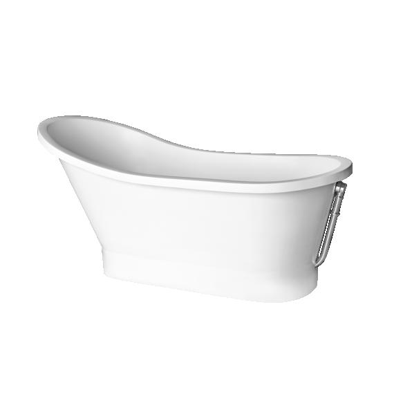cast stone bath Glory, no drain