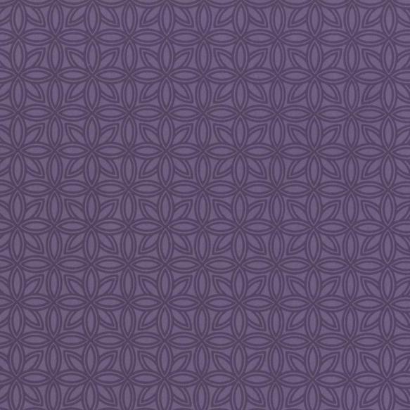 Decadence Mini Moroccan Geometric Purple