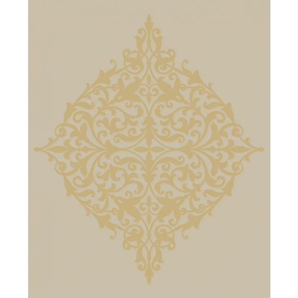 Decadence Classical Motif Gold/Cream