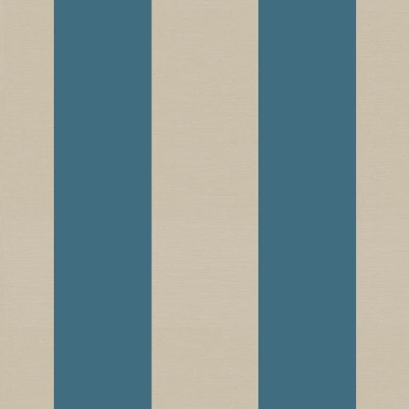 Decadence Stripe Blue