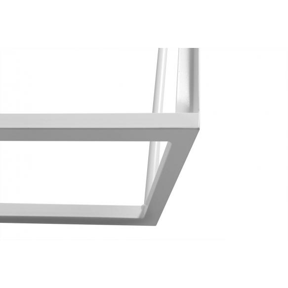 metallist valamukonstruktsioon Ska, 120 cm, matt valge